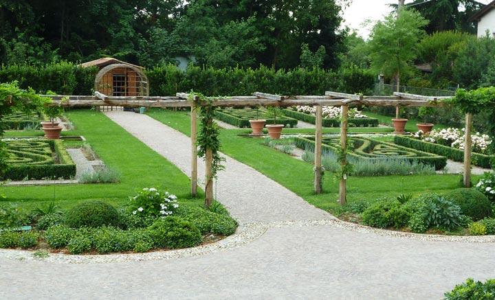 Giardini per villette le caratteristiche che devono for Giardini in villette